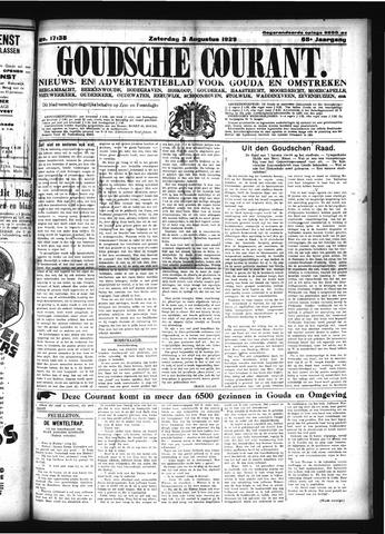 Goudsche Courant 1929-08-03