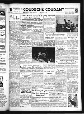 Goudsche Courant 1952-02-20