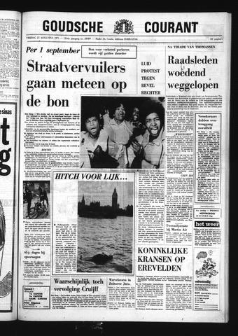 Goudsche Courant 1971-08-27