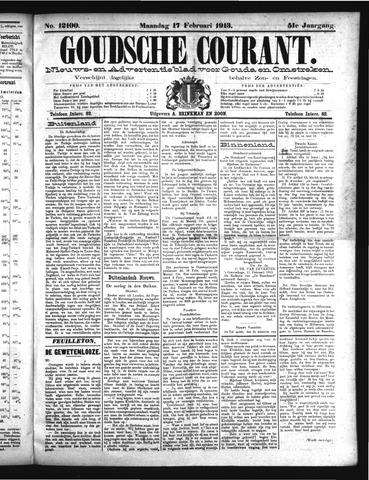 Goudsche Courant 1913-02-17