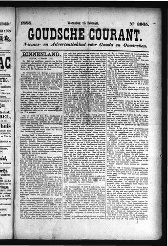 Goudsche Courant 1888-02-15