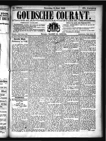 Goudsche Courant 1918-06-08