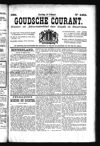 Goudsche Courant 1891-02-28