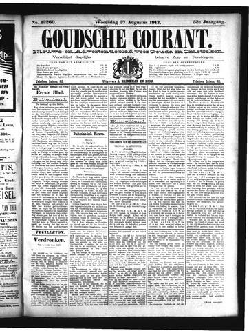 Goudsche Courant 1913-08-27