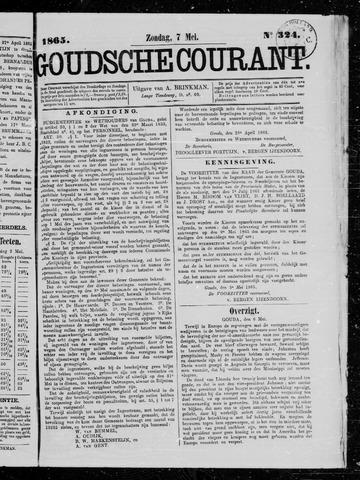 Goudsche Courant 1865-05-07