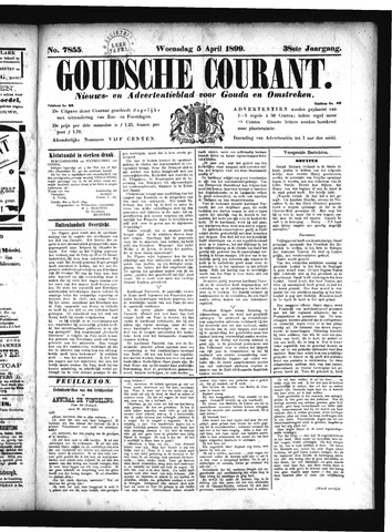 Goudsche Courant 1899-04-05