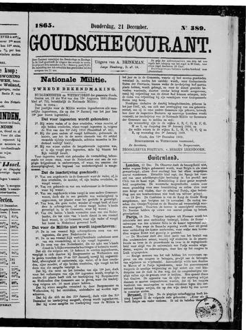 Goudsche Courant 1865-12-21
