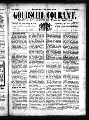 Goudsche Courant 1900-11-01