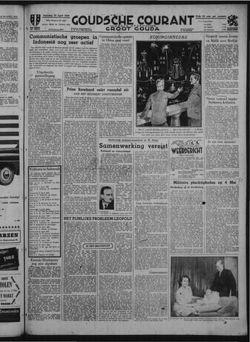 Goudsche Courant 1949-04-30