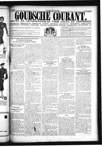 Goudsche Courant 1938-04-25