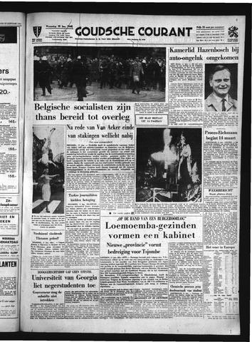 Goudsche Courant 1961-01-11