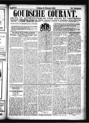 Goudsche Courant 1925-02-13
