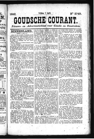 Goudsche Courant 1882-04-07