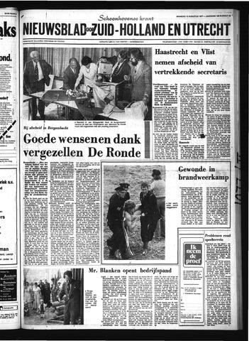 Schoonhovensche Courant 1977-08-15