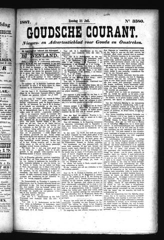Goudsche Courant 1887-07-31
