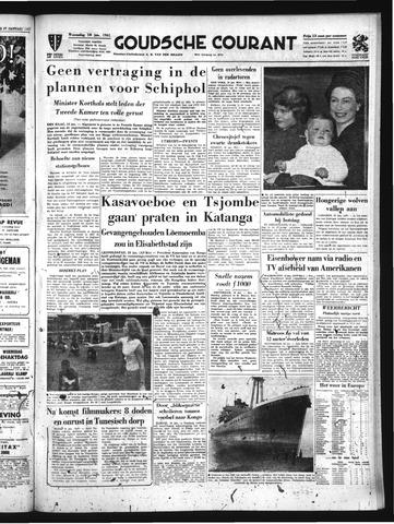 Goudsche Courant 1961-01-18
