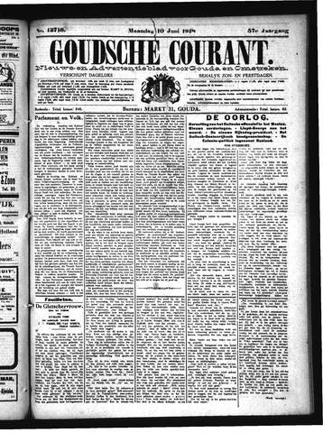 Goudsche Courant 1918-06-10