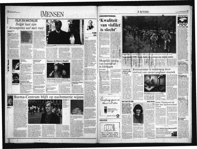 Goudsche Courant 1999-09-23