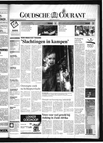 Goudsche Courant 1992-08-03