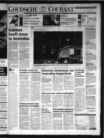 Goudsche Courant 2005-08-10