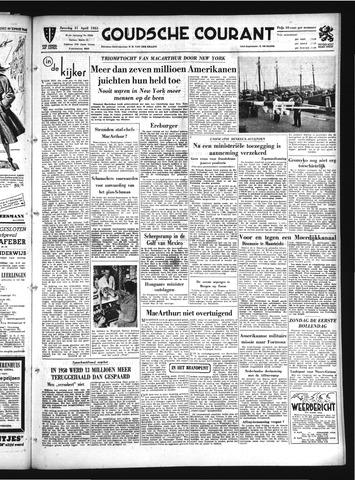 Goudsche Courant 1951-04-21