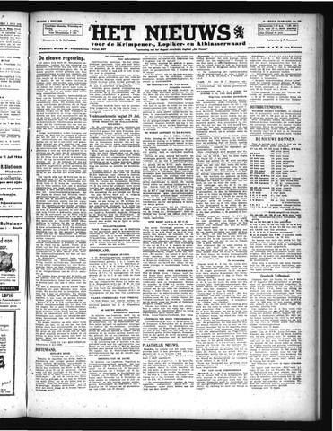 Schoonhovensche Courant 1946-07-05