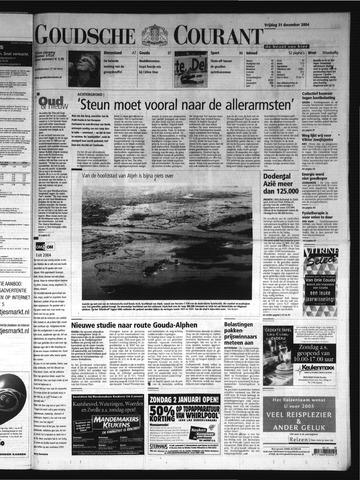 Goudsche Courant 2004-12-31