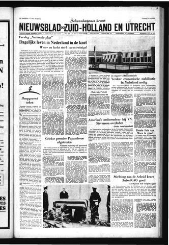 Schoonhovensche Courant 1965-07-16