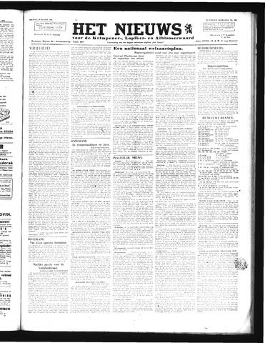Schoonhovensche Courant 1946-03-29