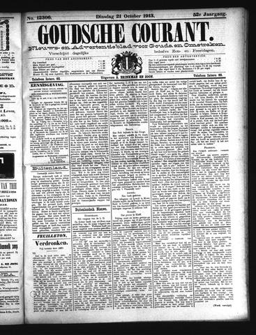 Goudsche Courant 1913-10-21
