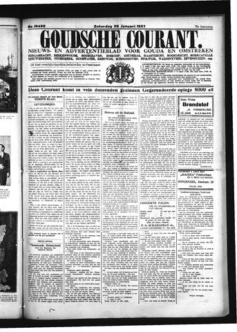 Goudsche Courant 1937-01-30