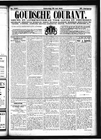 Goudsche Courant 1925-07-25
