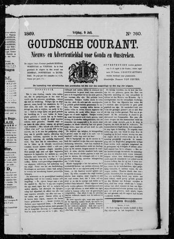 Goudsche Courant 1869-07-09