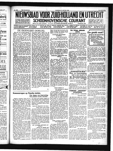 Schoonhovensche Courant 1940-01-17