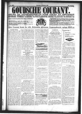 Goudsche Courant 1940-02-03