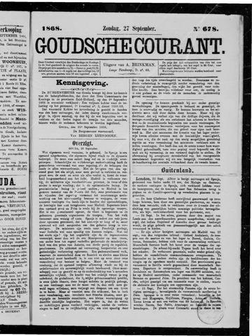Goudsche Courant 1868-09-27