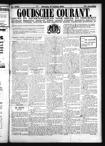 Goudsche Courant 1934-01-16