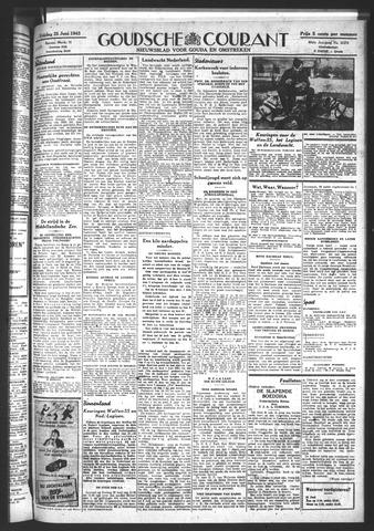 Goudsche Courant 1943-06-25