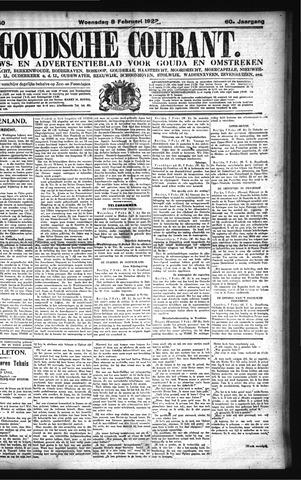 Goudsche Courant 1922-02-08