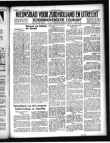 Schoonhovensche Courant 1941-03-12