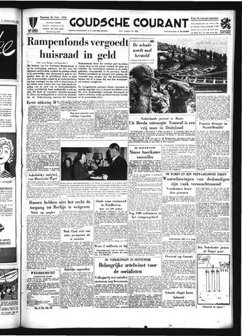 Goudsche Courant 1953-02-23
