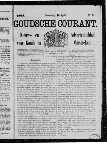 Goudsche Courant 1862-04-10