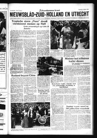 Schoonhovensche Courant 1963-10-09