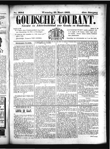 Goudsche Courant 1903-03-25