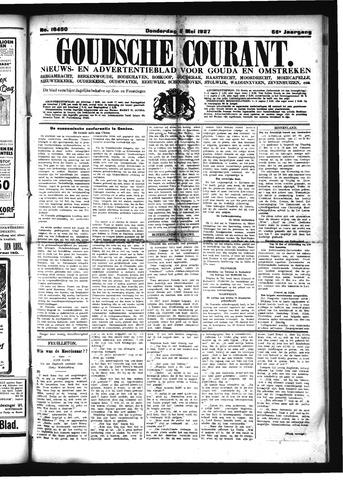 Goudsche Courant 1927-05-05
