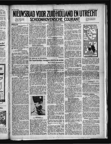 Schoonhovensche Courant 1948-04-28
