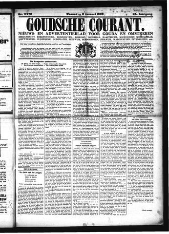 Goudsche Courant 1930-01-08