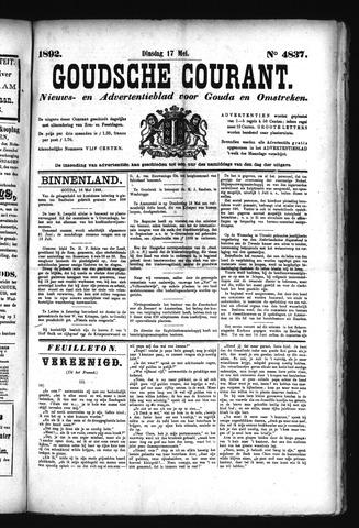 Goudsche Courant 1892-05-17