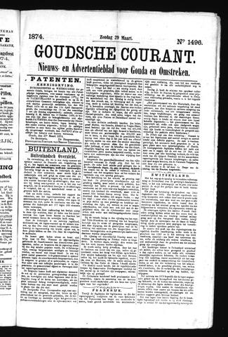 Goudsche Courant 1874-03-29