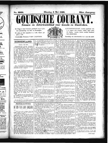 Goudsche Courant 1896-05-05
